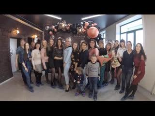 Торжественное открытие фитнес-клуба ОЛИМПИЯ - 8 марта 2019