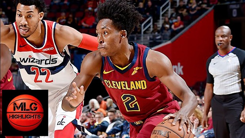 Cleveland Cavaliers vs Washington Wizards Full Game Highlights 12 08 2018 NBA Season
