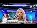 Andreeea Balan ASA DE FRUMOS LIVE @ XtraNightShow