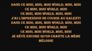 Indila mini world LYRICS