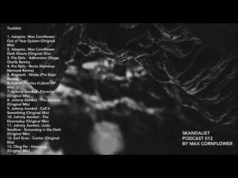 Max Cornflower - Skandalisť Podcast 012 (2018)