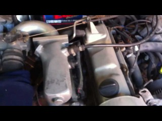 Обзор установки инжектора на базе Январь 5.1 на автомобиль Audi 80 с мотором JN