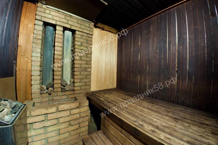 Сауна На проезде в Пензе, описание, фотографии, цены.
