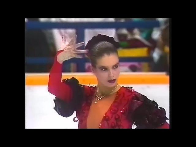 Katarina Witt Carmen 1988 Calgary Olympics - Free Skating