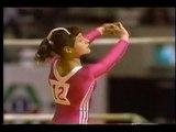 Elena Shushunova FX 1984 Chunichi Cup AA