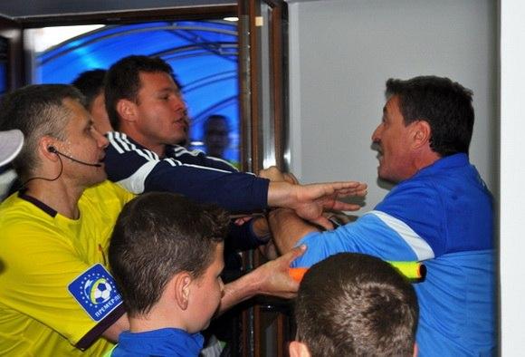 Говерла - Дніпро. Надлишкові емоції після матчу - изображение 2