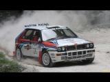 Dirt Rally, ужасное начало... Взлыты и падения в одной гонке.