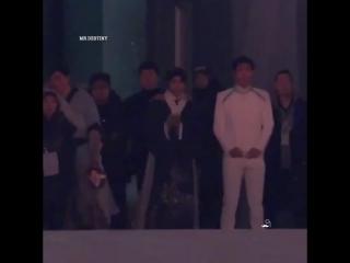 180225 [Fancam] PyeongChang 2018 Winter Olympics #ClosingCeremony. Kai's solo