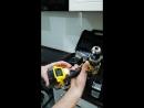 Dewalt dcd796p2 стоящий аппарат для электриков.mp4