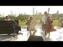 Симфоджаз братьев Ивановых «И классика, и джаз». Живой концерт в Парке «Зарядье» 2018-08-17