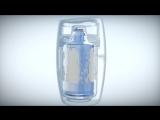 4 ступени очистки фильтра eSpring