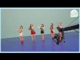 180807 Red Velvet - Power Up MV Making Film by Melon