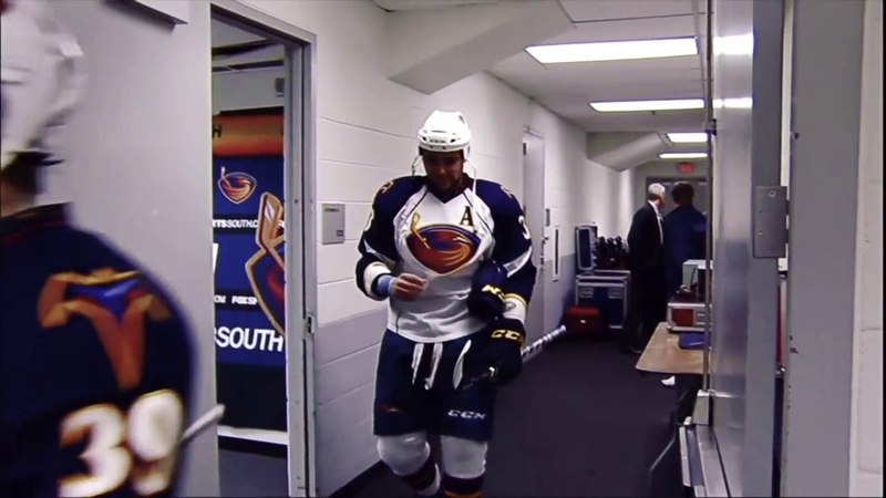 Dustin Byfuglien || Here Comes The Boom