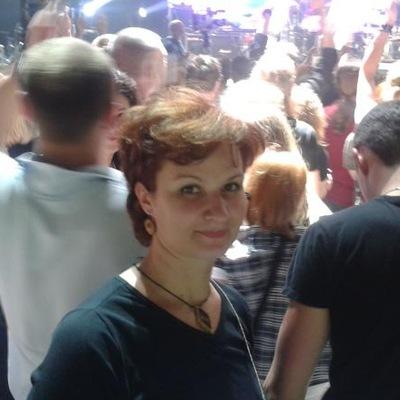 Анна Чеботкова, 13 августа 1986, Санкт-Петербург, id9856156