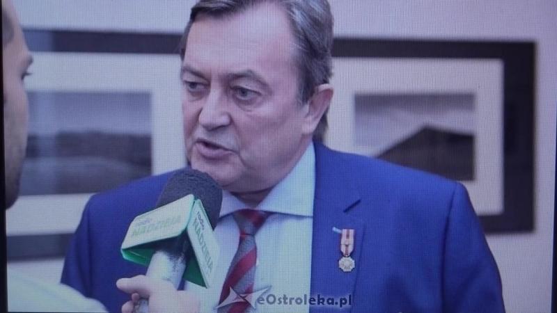 M.K TV ( ROZMOWA Z PREZYDENTEM JANEM ZBIGNIEWEM POTOCKIM )
