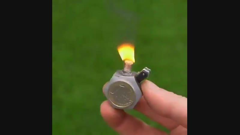 Чумовая зажигалка - от идеи до исполнения - vk.com/bg.remont