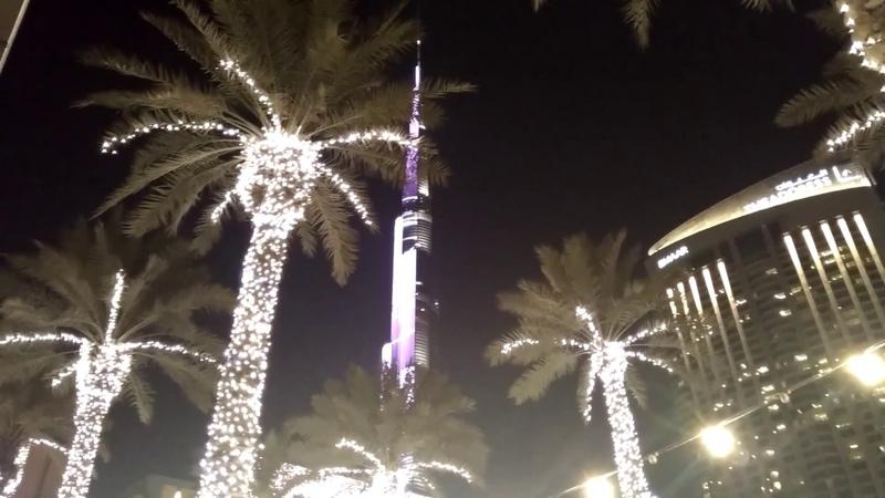 Арабские Эмираты (Видео 11)