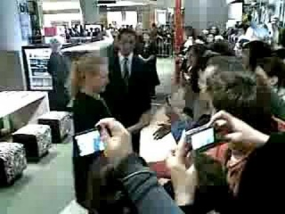 Meryl Streep & Colin Firth @ Melbourne Central