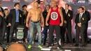 "MMAjunkie on Instagram: ""UFC Hall of Famers @chuckliddell @titoortiz1999 face off one last time – Who ya got?!? LiddellOrtiz3 • • • 🎥 @usatodays..."