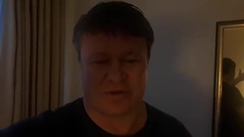 Олег Тактаров о бое Харитонова