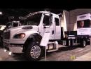 2018 Freightliner M2 106 Conventional Chassis Exterior Interior Walkaround 2018 Truckworld
