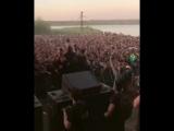 Lil Pump выступил в трусах на концерте в Германии [NR]