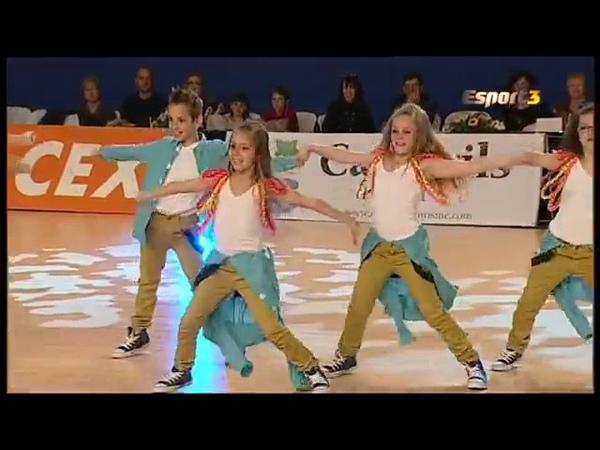 Hip Hop Sport3 Minilittles Quality 1ºs Infantil Cpt hip hop ThatsFly Dance Cambrils 2012 YouT