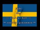 Schweden Die Menschen haben vom Linken Gender die Schnauze voll*Wende z Wahl 9 9 18 gilt als sicher