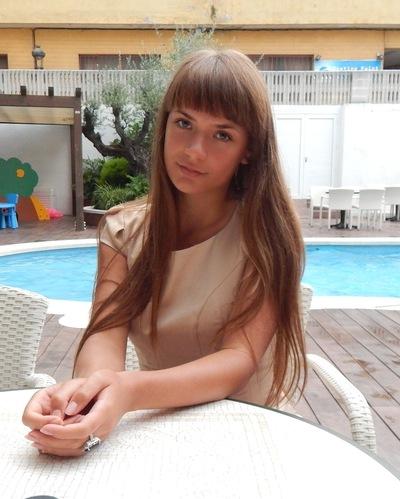 Кристина Гусарова, 20 июня 1991, Москва, id18815680