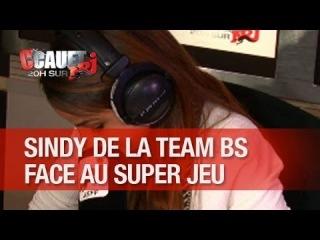Sindy de la team BS fait le super jeu - C'Cauet sur NRJ