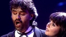 Andrea Bocelli And Sarah Brightman - Time To Say Goodbye Con Te Partiro HD LIVE MUSIC LEGENDS