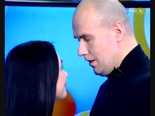 Хорошее утро с Александром Киселевым и Любовью Литвиновой на Кубань 24.