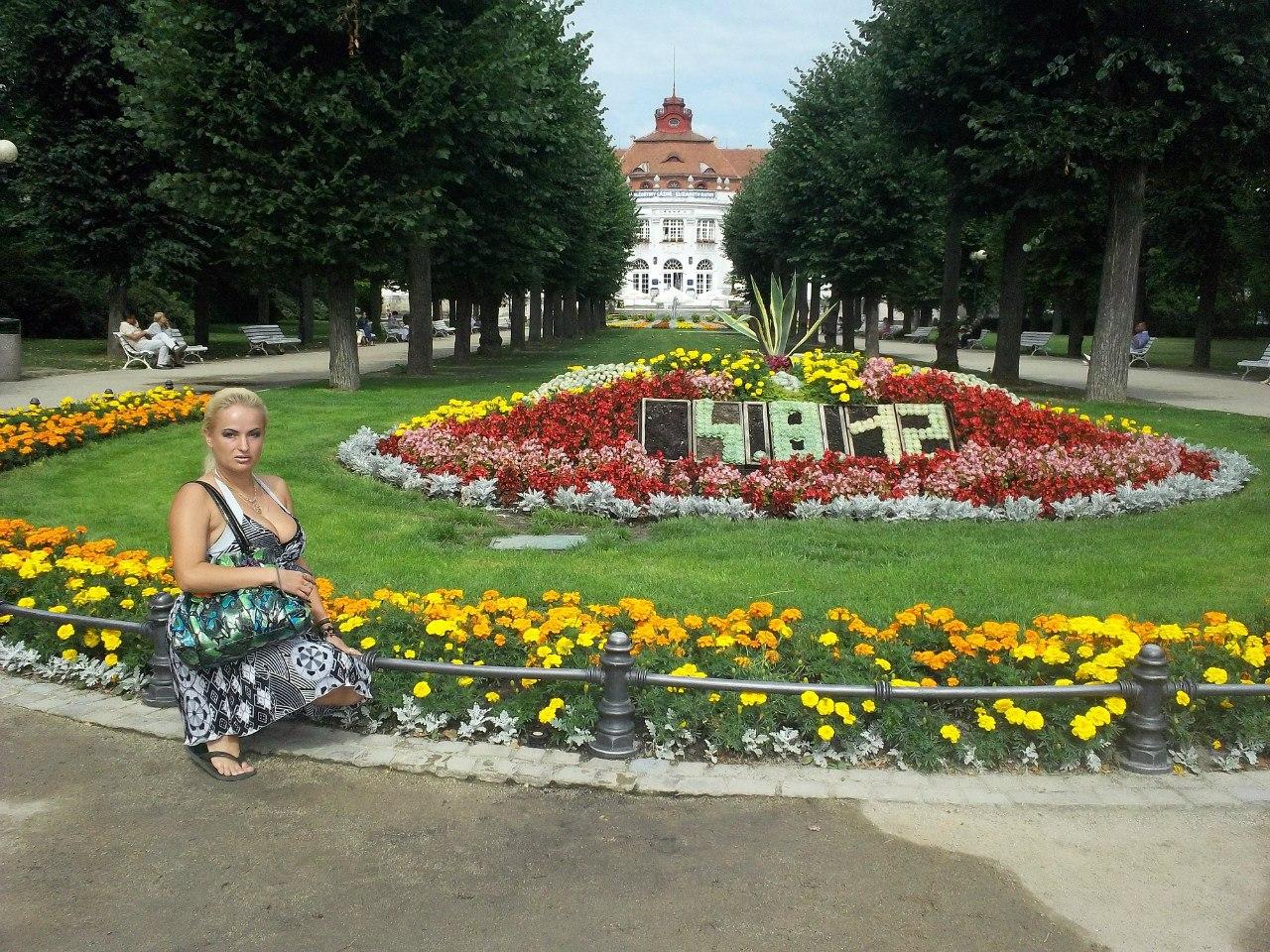 Елена Руденко ( Valteya ) . Чехия. Карловы Вары. Лето 2012. RZwf9J7aAY8
