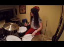 Jessica Burdeaux - Don't Let Me Down - The Chainsmokers ft. Daya - Drum Remix