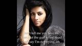 Nicole Scherzinger - Casualty (Lyrics)