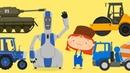Лучшие серии про машинки - Доктор Машинкова - Детские мультики