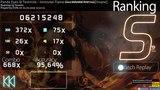OSU! Panda Eyes &amp Teminite - Immortal Flame (feat. Anna Yevete) Insane. 668x, 26x100, 0x50.