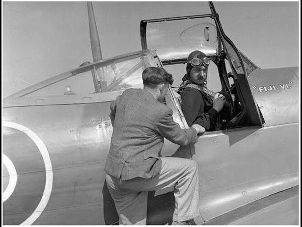 IL2 1946 Hawker Typhoon Mk.IB 'Car Door'