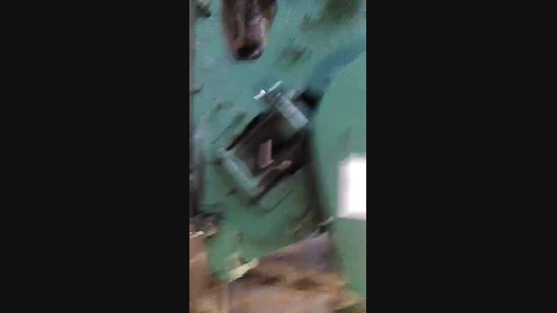 Вот так на таком оборудование ремонтируются тепловозы Локомотивного депо Иваново