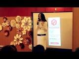 Выступление Танит на Первом муждународном женском форуме Topwoman 2014