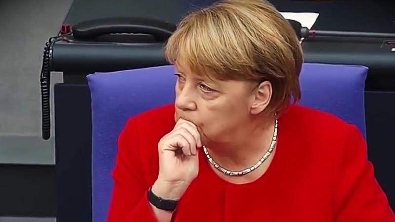 Прогремела НА ВЕСЬ мир! Сара Вагенкнехт уничтожила Меркель