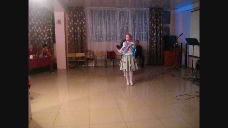 Выступление в Астраханские зори