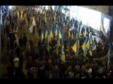 Марш УПА в Харькове Камера с ул.Сумской ( 14.10.2014 )