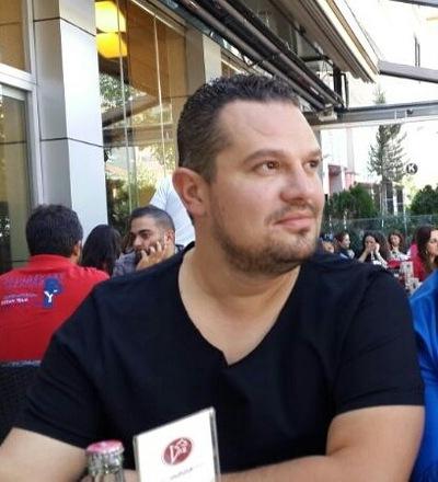 Serkan Dündar, 7 апреля , Москва, id215281333