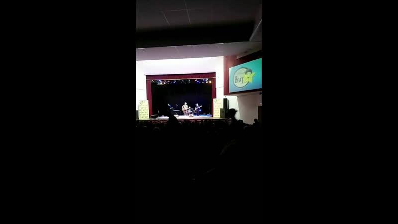 Певец и композитор Willer на сцене ДК Строитель 😉 Весенний Бит
