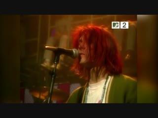 Nirvana - Live + Soundcheck at MTV Studios New York 1992 (Kurt Cobain - Red Hair) Full Concert [60fps]