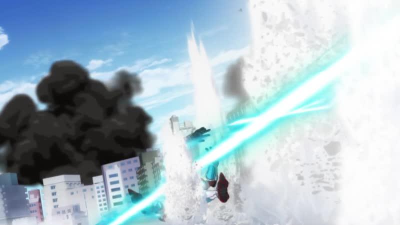 [SHIZA] Гридмен / SSSS.Gridman TV - 2 серия [MVO] [2018] [Русская озвучка]