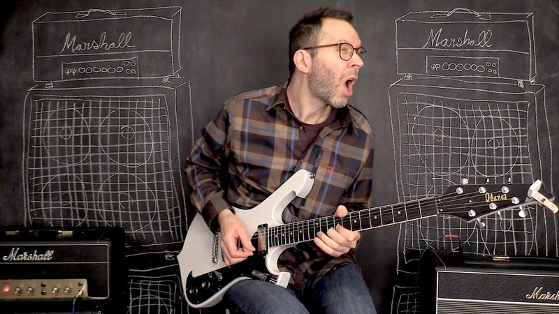 Paul Gilbert - Not To Meander (1080 HD)