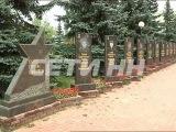 Аллея павших героев пала жертвой неизвестных вандалов в Выксе