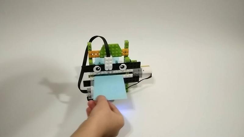 Банкомат Lego WeDo 2 0